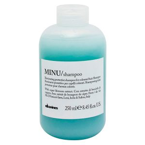 minu-shampoo-davines-brush-palm-springs-hair-salon