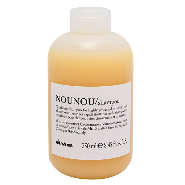 nounou-nourishing-illuminating-shampoo-davines-brush-palm-springs-hair-salon