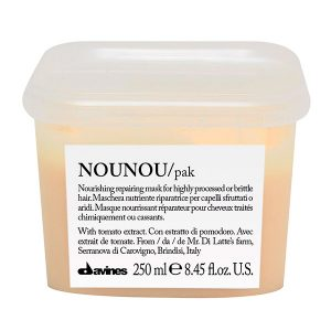 nounou-nourishing-repairing-mask-davines-brush-palm-springs-hair-salon